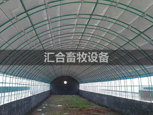 八米养殖棚
