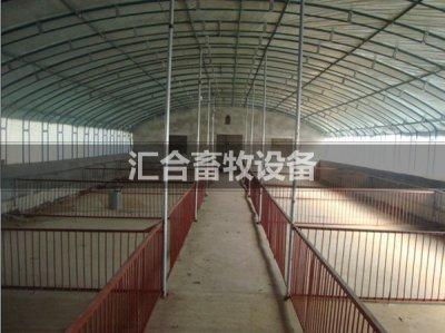 立柱养殖棚