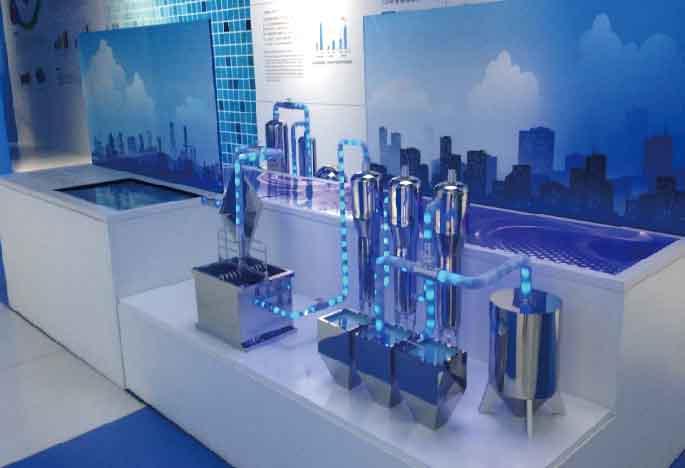水循环模型台