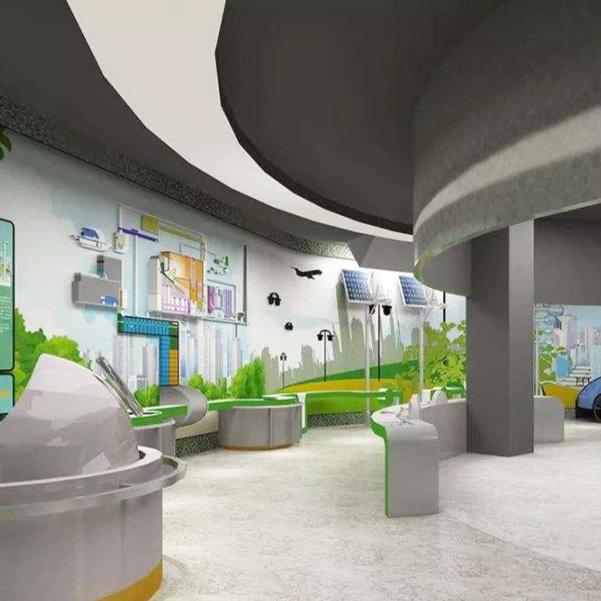 成都智能电网展厅