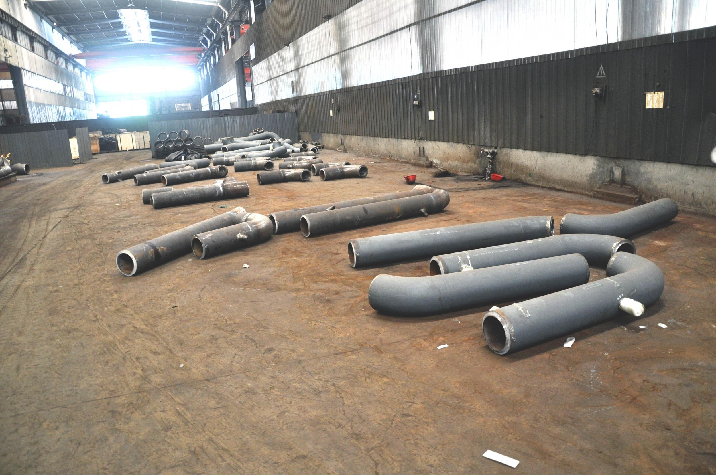 四大管道管件配管技術要求