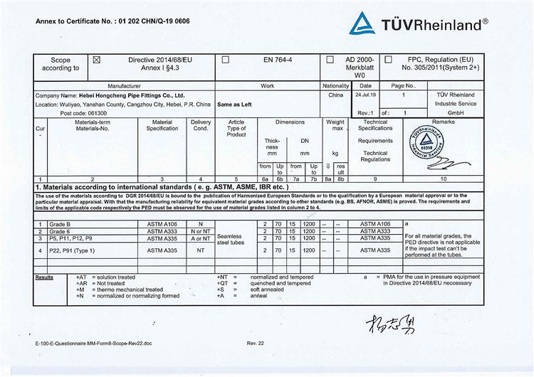 7PED認證