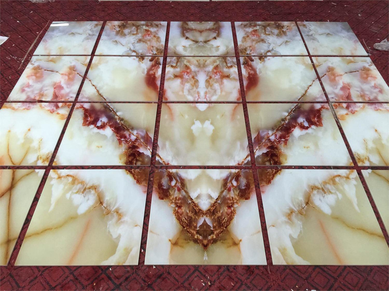 复合玻璃大理石纹2