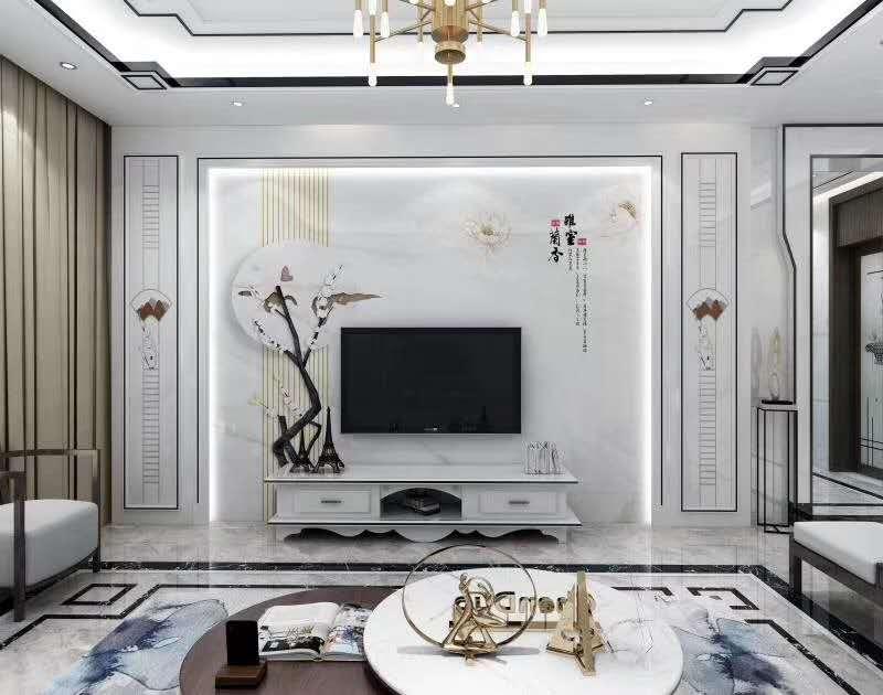 背景墙—新中式风格背景墙—香蘭雅室(88)