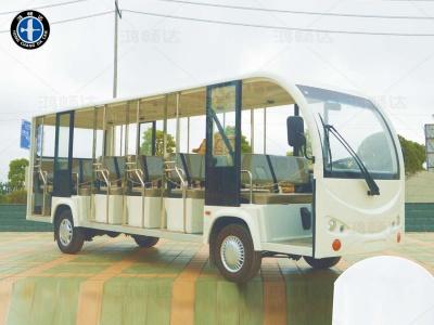 18座敞开式观光车