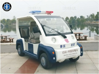 4座开放式巡逻车