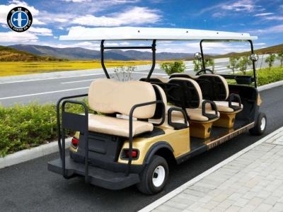 8座高尔夫观光车-GM6+2