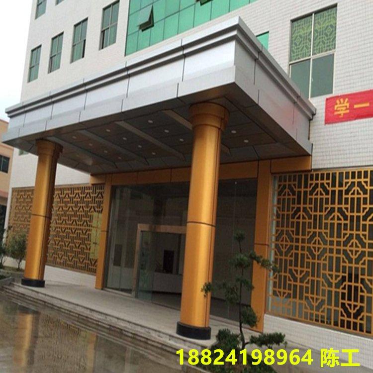 廣東鋁單板案例