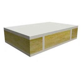 岩棉夹心复合板