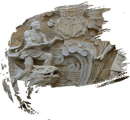 上海玻璃钢雕塑设计