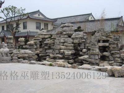 上海假树雕塑12