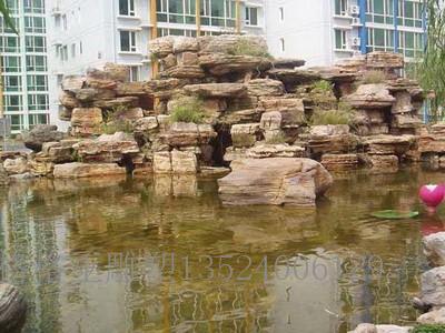 上海假树雕塑19