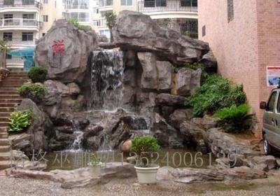 上海假树雕塑21