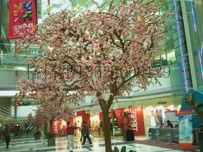 上海假树雕塑30