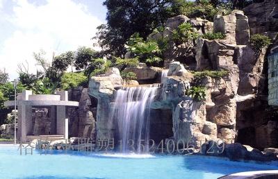 上海假树雕塑26