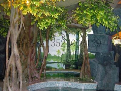 上海假树雕塑29