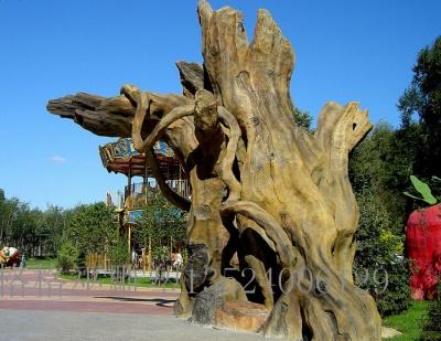 上海假树雕塑28