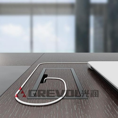 会议桌走线