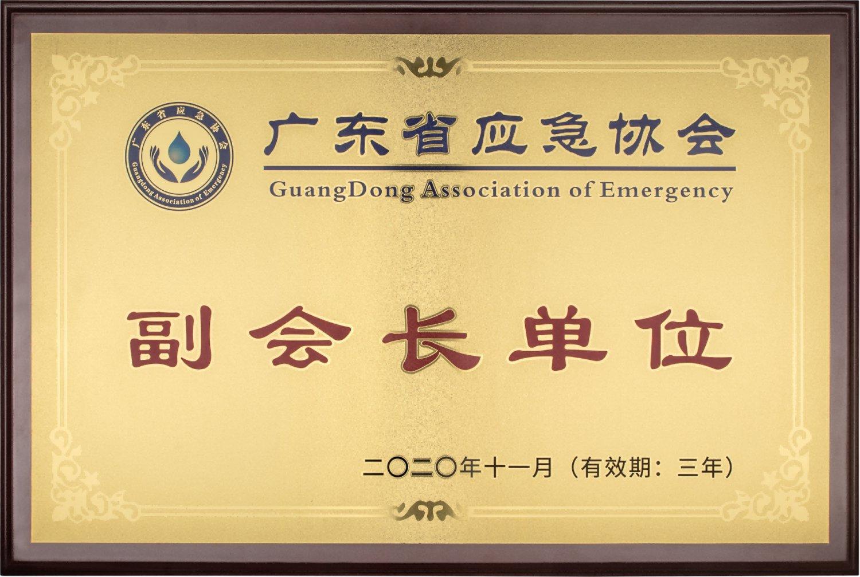 12 广东省应急协会副会长单位