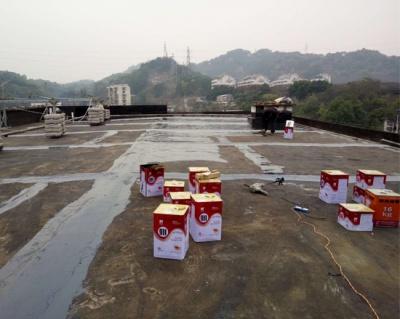 福能医院屋面防水