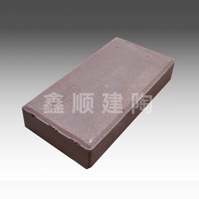 陶土压制烧结砖