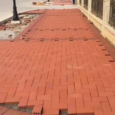 路面砖效果图
