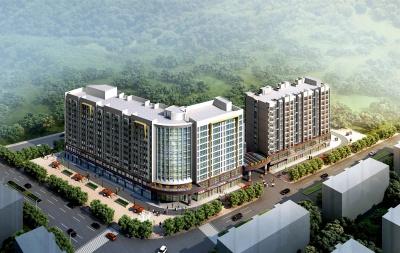广州开发区科技企业加速器配套员工楼