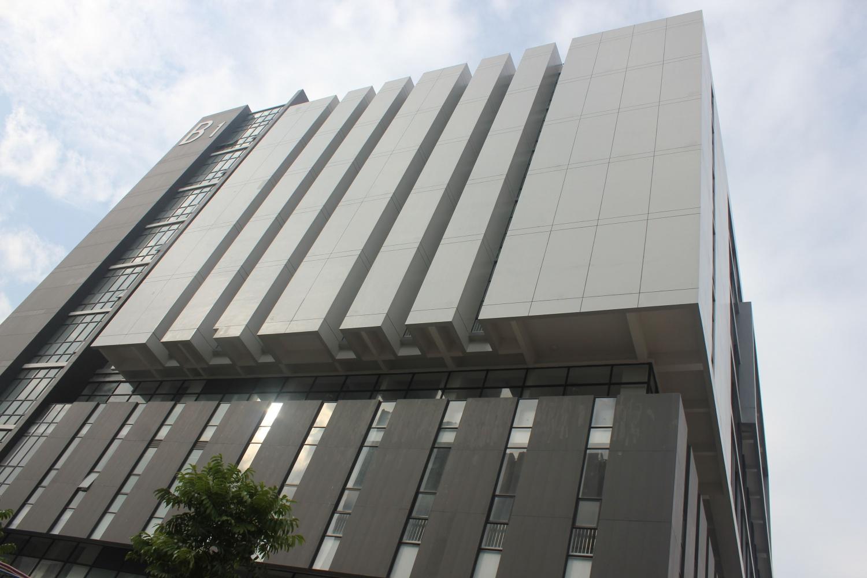 广州开发区科技企业加速器三期