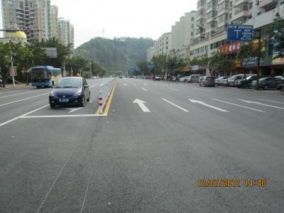 惠州市市区主次干道水泥路面沥青铺设罩面工程