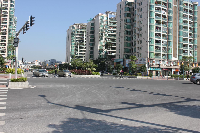 逸景路(广州大道南-康乐涌)道路排水工程