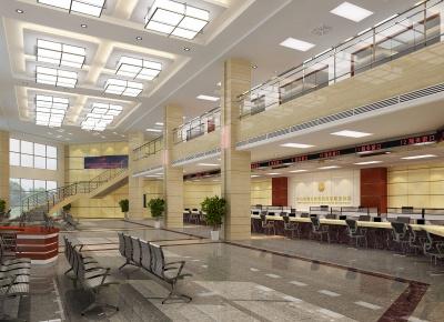 古镇灯饰研发中心2#、3#楼二次装修工程