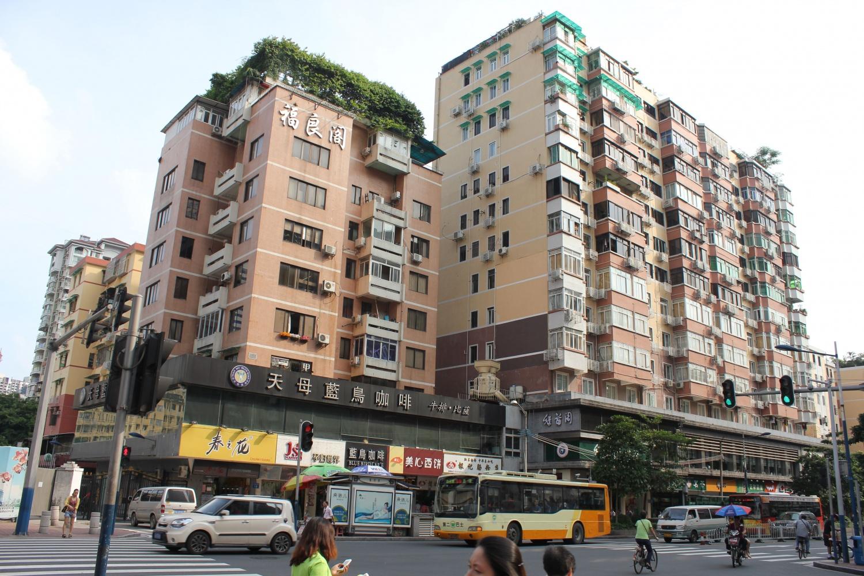 江南中街社区整治工程