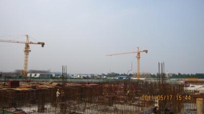 广州质量技术中心基坑工程