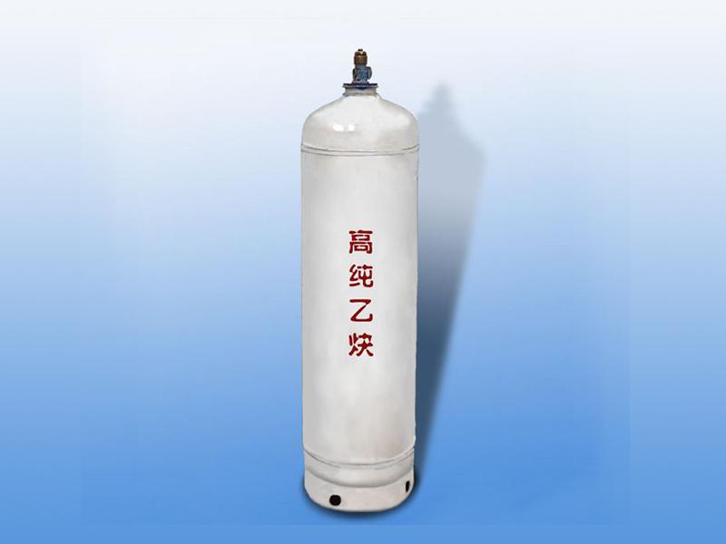 乙炔瓶與氧氣瓶管理