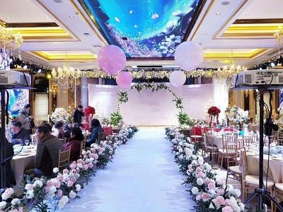 婚慶典禮用氦氣