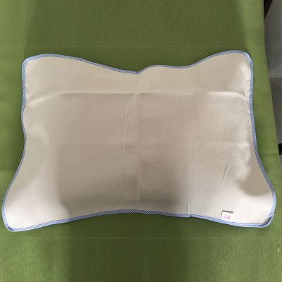 本白色枕巾40cmx60cm-45cmx65cm