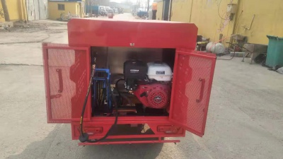 新能源电动高压清洗车