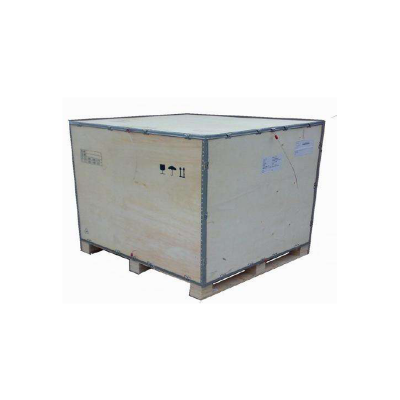 天津钢带木箱