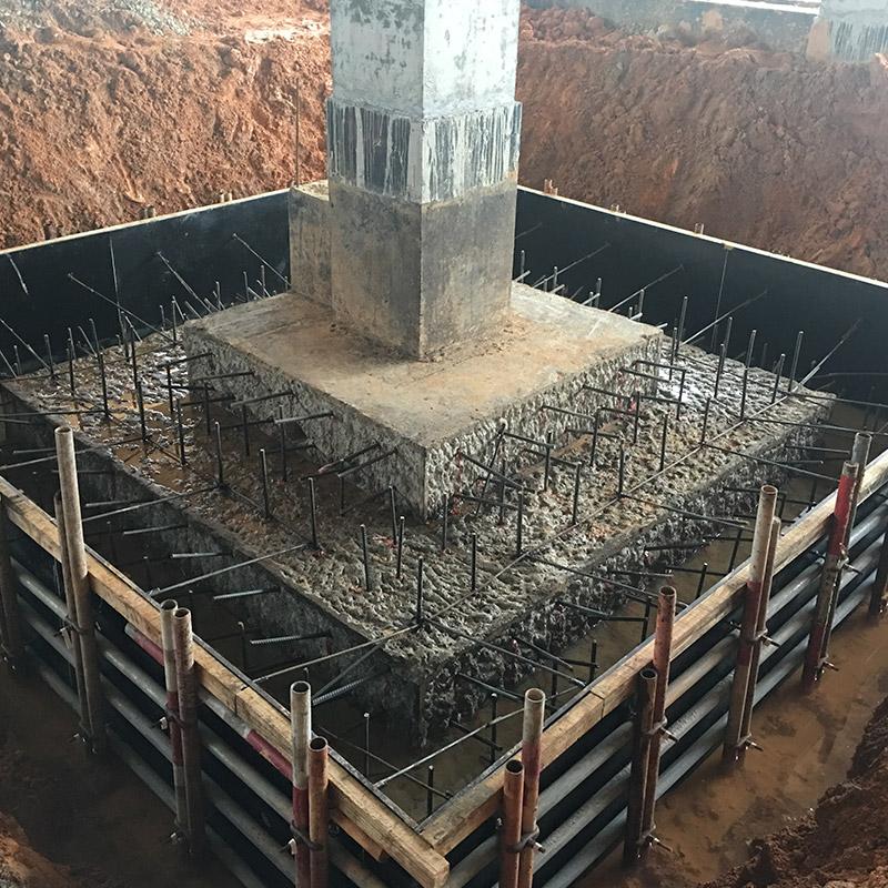 地基加固處理常用方法