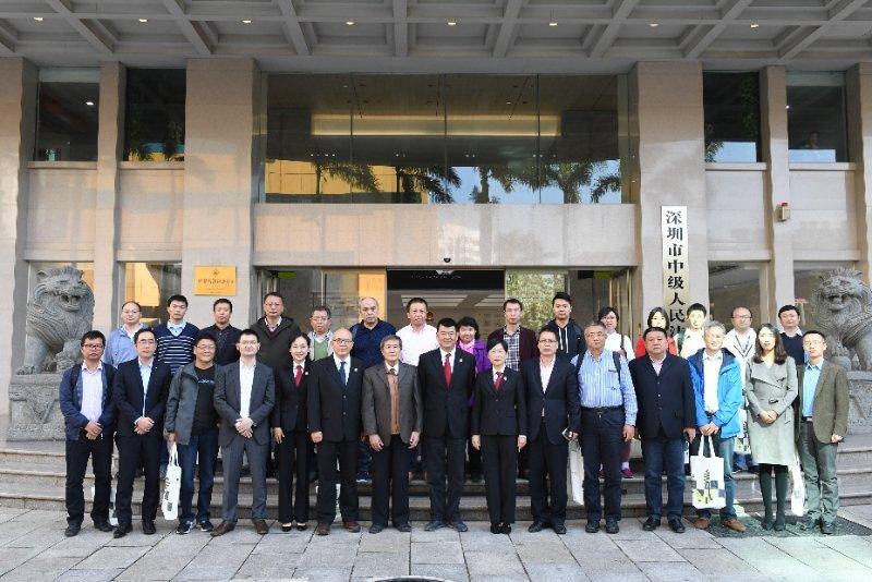 我司王翀律师被聘为深圳市中级人民法院知识产权咨询委员,任期5年。