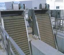 HF型回轉式格柵除污機