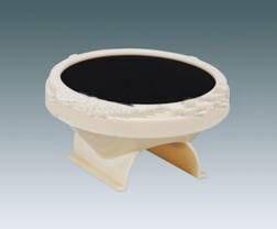 XJP型微孔橡胶膜盘式曝气器