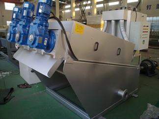 DL型叠螺式污泥脱水机