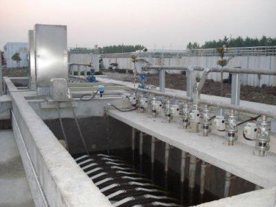 濾布濾池系統(LDP型纖維轉盤過濾器)