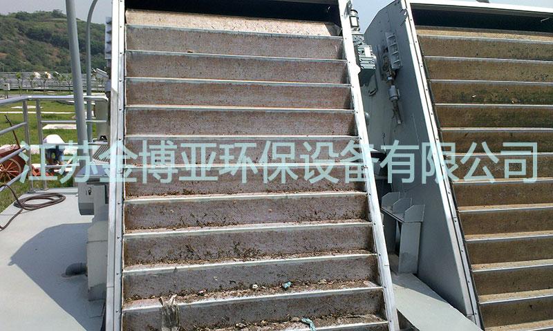 GF型網板式階梯格柵除污機