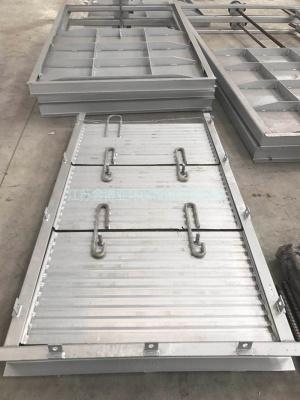 ZD型铝合金叠梁门