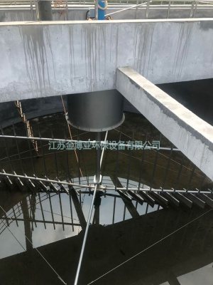 ZN、BN型浓缩池刮泥机