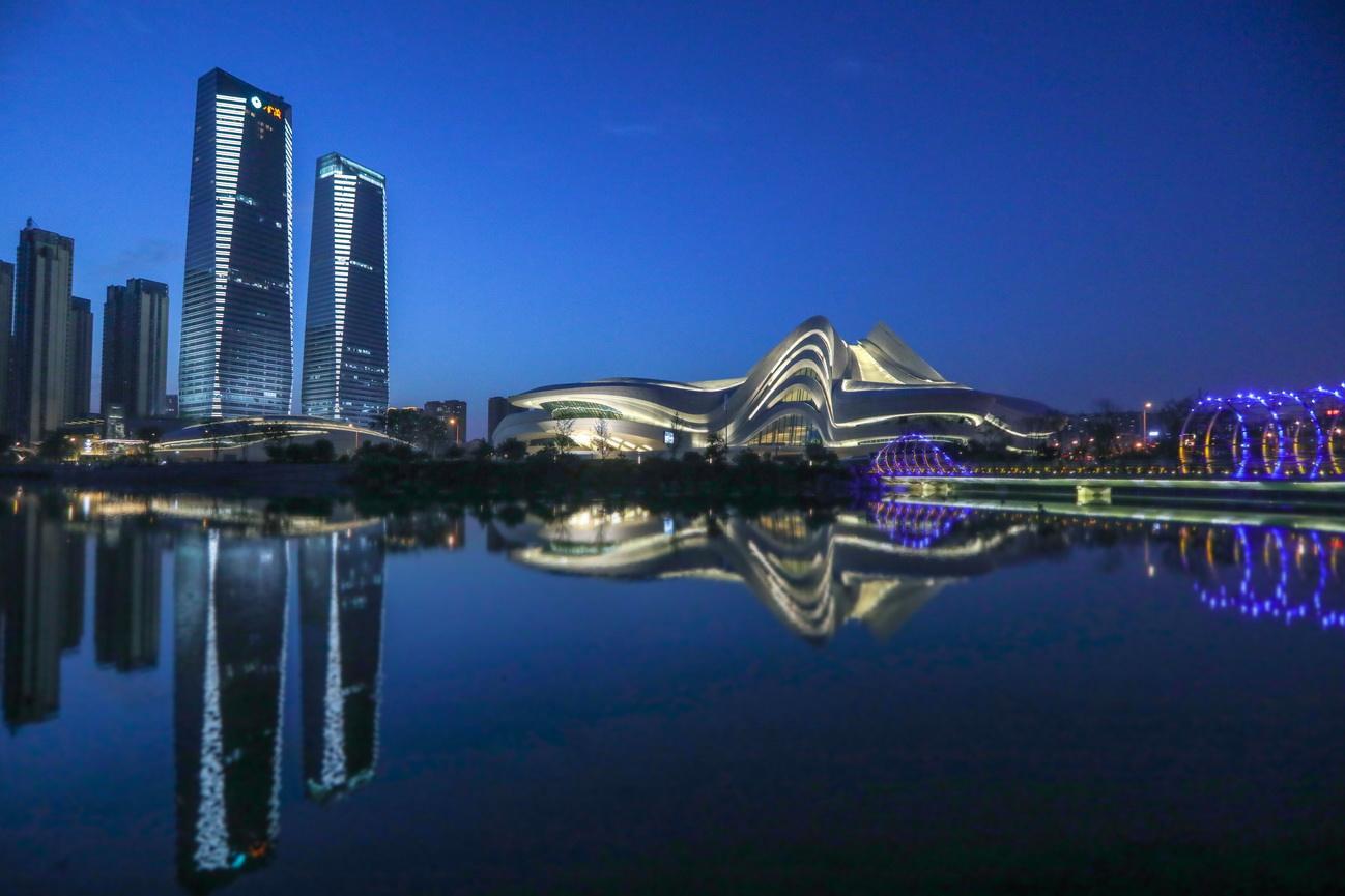 长沙梅溪湖文化艺术中心