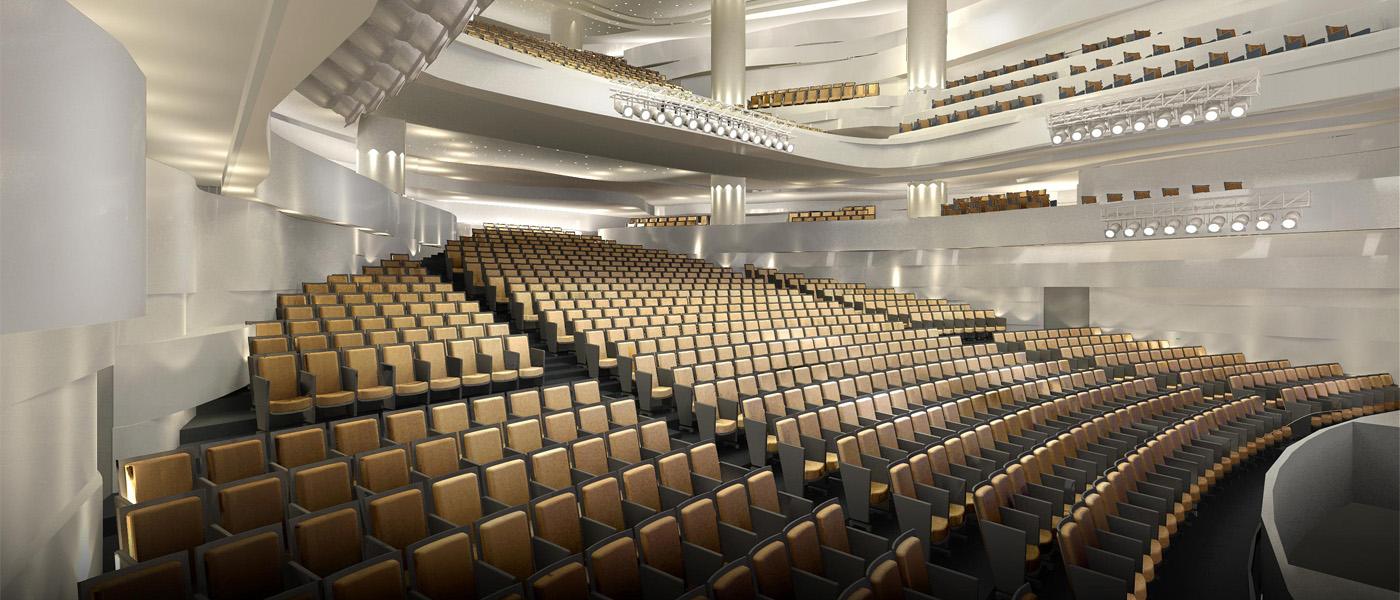 音乐厅声学设计