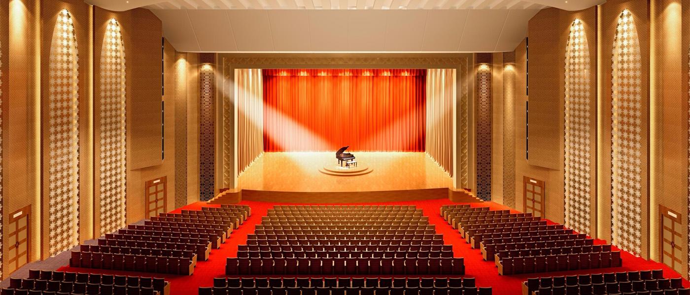 剧院建筑声学